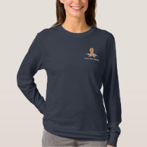 Uterine Cancer Awareness Swans T-Shirt