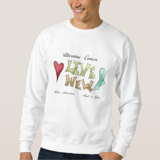 Uterine Cancer Awareness Sweatshirt