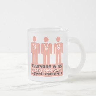 Uterine Cancer Everyone Wins With Awareness Mug