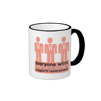 Uterine Cancer Everyone Wins With Awareness Mugs
