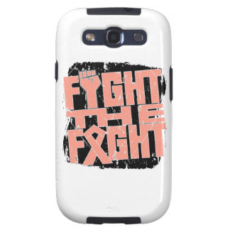 Uterine Cancer Fight The Fight Samsung Galaxy SIII Cover