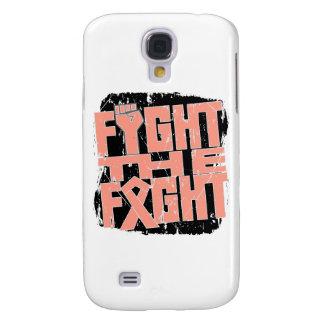 Uterine Cancer Fight The Fight Samsung Galaxy S4 Case