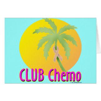 Uterine Cancer Greeting Card