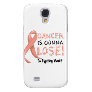 Uterine Cancer is Gonna Lose Samsung Galaxy S4 Covers