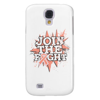 Uterine Cancer Join The Fight Galaxy S4 Cover