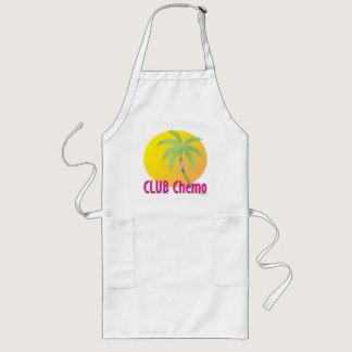 Uterine Cancer Long Apron