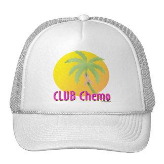Uterine Cancer Mesh Hat