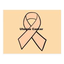 Uterine Cancer Postcard
