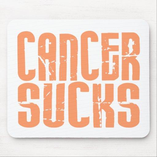Uterine Cancer Sucks 1C Mousepad