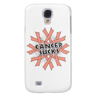 Uterine Cancer Sucks Galaxy S4 Cases