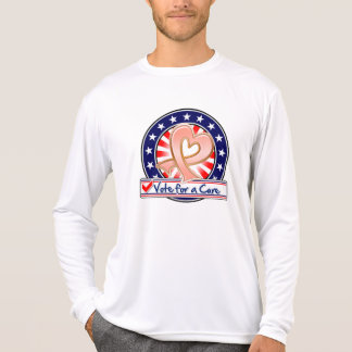 Uterine Cancer Vote For a Cure Shirts