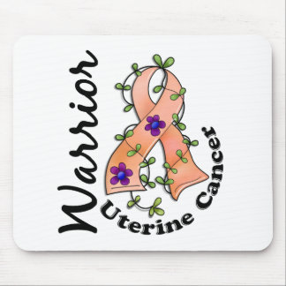 Uterine Cancer Warrior 15 Mouse Pad