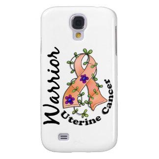 Uterine Cancer Warrior 15 Samsung Galaxy S4 Cover