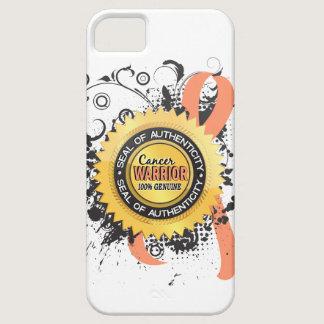 Uterine Cancer Warrior 23 iPhone SE/5/5s Case