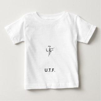 utf sign, U.T.F. Baby T-Shirt