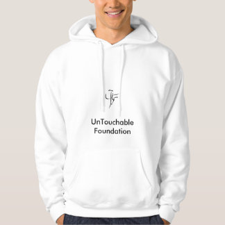 utf sign, UnTouchable Foundation Hoodie