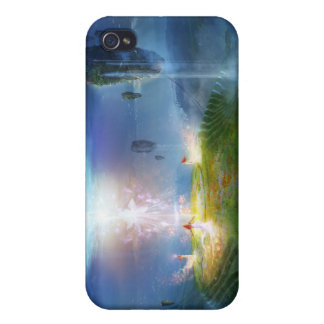Utherworlds: Circle of Satori iPhone 4 Covers