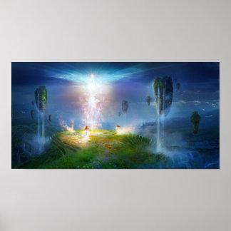 Utherworlds: Círculo de Satori Póster