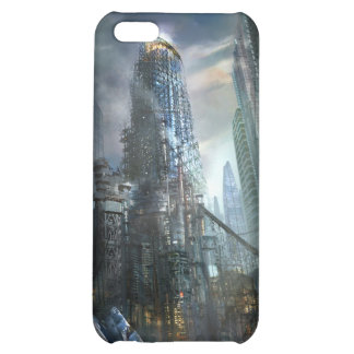 Utherworlds Industrialize iPhone 5C Covers