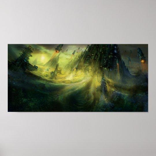 Utherworlds: Monolith Poster