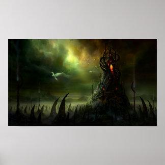 Utherworlds: Where Fears Roam Poster