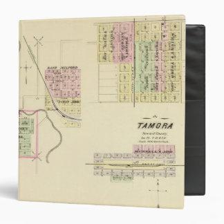 """Utica y Milford, Nebraska Carpeta 1 1/2"""""""