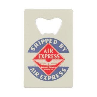 Utilice expreso de aire por la agencia expresa del
