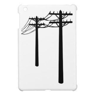 Utility Lines iPad Mini Cover