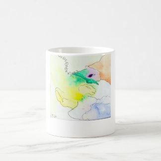 Utility Classic White Coffee Mug