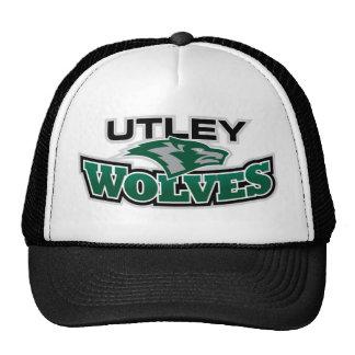 UTLEY WOLVES TRUCKER HAT