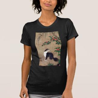 Uto Gyoshi Musk Cat T-Shirt