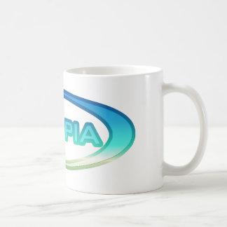 Utopia Caribbean Coffee Mug