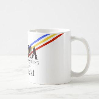 "UTOPIA: Everything Is Just ""Perfekt"" Coffee Mug"