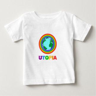 Utopia planet baby T-Shirt