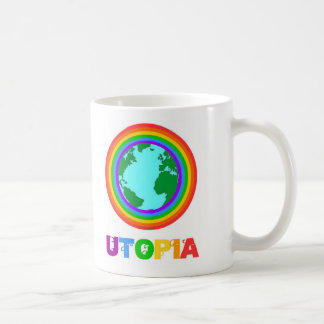 Utopia planet mug