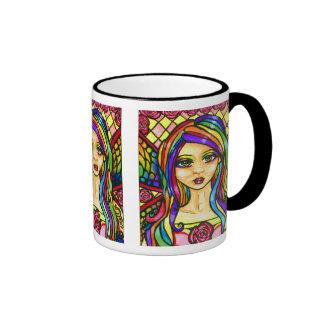 Utopia Pretty Fairy Girl Mug