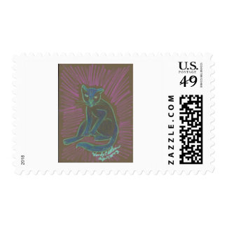 Utopia Resting inverted Postage