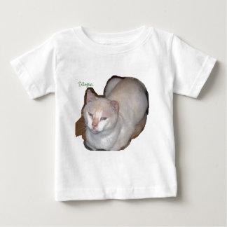 utopia the siamese cat cutout baby T-Shirt
