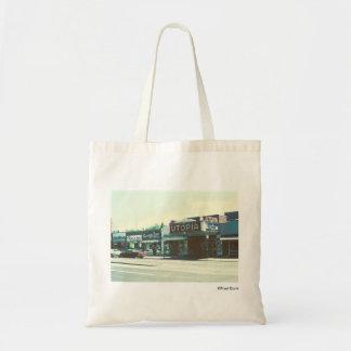 Utopia Theater & Rogers Tote Budget Tote Bag
