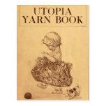 Utopia Yarn Book Postcard