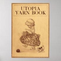 Utopia Yarn Book Poster
