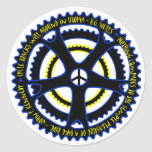 Utopian society will have bicycles stickers