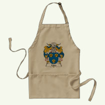 Utra Family Crest Apron