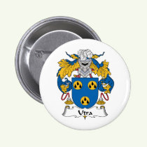 Utra Family Crest Button