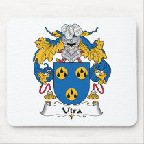 Utra Family Crest Mousepad
