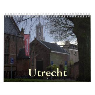 Utrecht Calendar