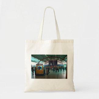 Utrecht Central Station Tote Bag