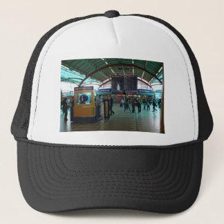 Utrecht Central Station Trucker Hat