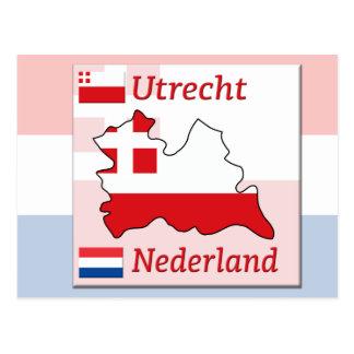 Utrecht- Nederland Postcard