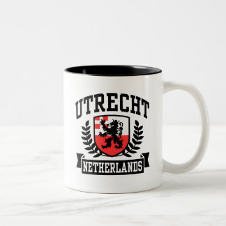Utrecht Two-Tone Coffee Mug